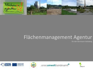 Flächenmanagement Agentur