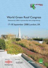 World Green Roof Congress