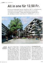 Integra Square Bericht - WISI - Wilhelm Sihn AG
