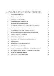 a. informationen für arbeitnehmer und steuerzahler 4 - Han-solo.net