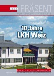 Konzert 2009 - Weiz