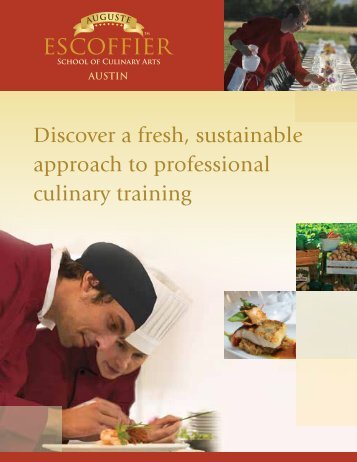 Professional Culinary Arts Program
