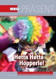 Hopperle! - Weiz