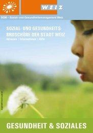 GeSundheit & SozialeS - Stadtgemeinde Weiz