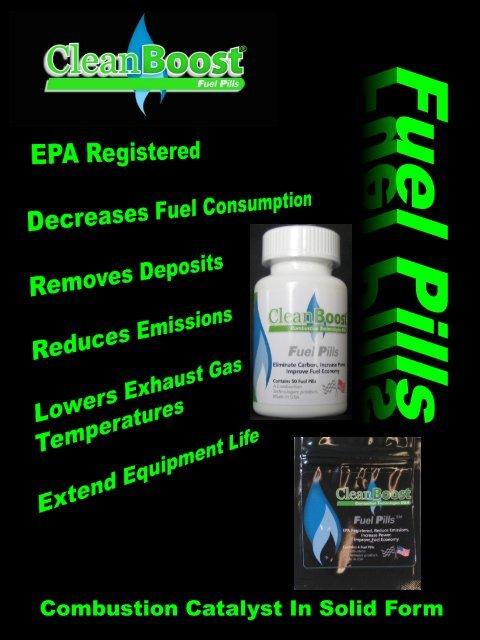 Fuel Pills