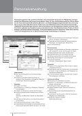 Modulbeschreibungen - WEKO INFORMATIK GmbH - Seite 6
