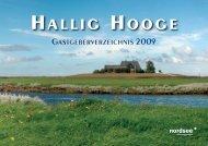 Hallig Hooge 2009 - Herzlich Willkommen