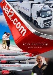 Interim Report 2010 - Dart Group PLC