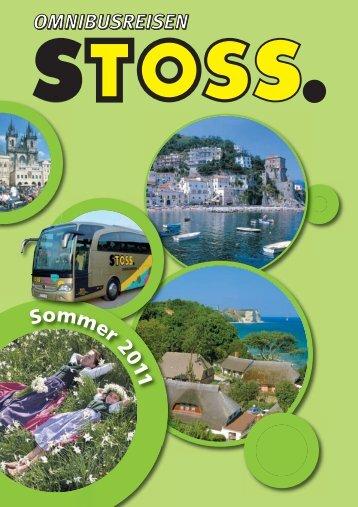 Schenken macht immer wieder Freude... und mit uns ... - Stoss GmbH