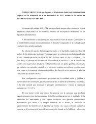 Juan José González Rivas - Tribunal Constitucional
