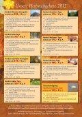 Die goldene Jahreszeit bricht an! - Wohlfühlhotel Frohsinn - Seite 4