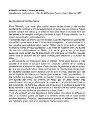 Lucio o el asno - Blogs de la UA