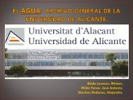 Diapositiva 1 - Blogs de la UA - Universidad de Alicante