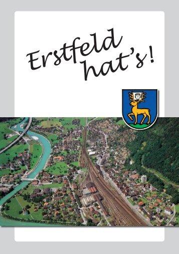 Erstfeld hat's! - Erstfeld Tourismus