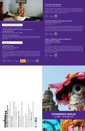 to view the quarterly calendar. - Museum of Latin American Art