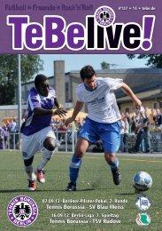 127 Blau Weiss u Rudow vom TeBeLIVE! - Tennis Borussia Berlin