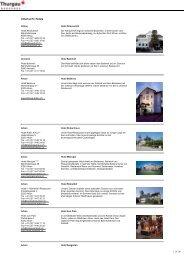 Unterkunft / Hotels 1 of 10 - 20. Thurgauer Armbrustschützenfest ...