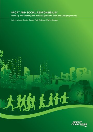 Sport and Social Responsibility