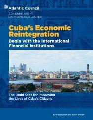 Cuba's Economic Reintegration