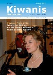 Nachrichten - Kiwanis Deutschland
