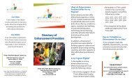 enhancements - The Forum for Youth Investment