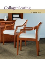Collage Seating