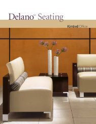 Delano Seating