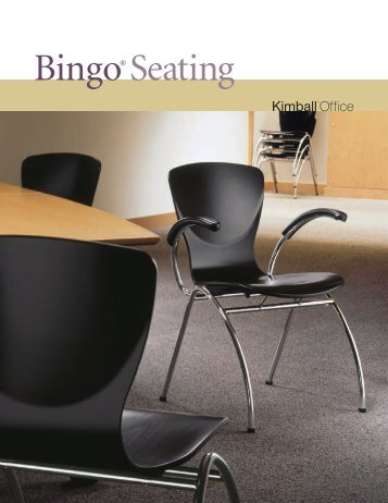 Bingo Seating