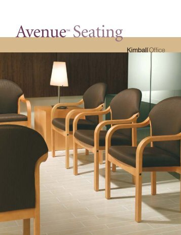 Avenue Seating
