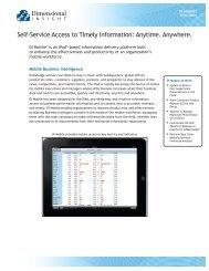 DI Mobile Data Sheet.indd - Diver BI Group