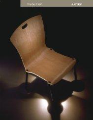 Thurber Chair - Worden