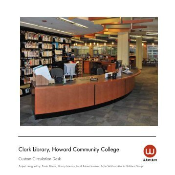 Clark Library Howard Community College