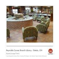Reynolds Corner Branch Library - Toledo OH