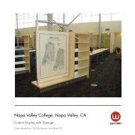 Napa Valley College Napa Valley CA