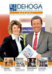 Nr. 05 | 2012 | 61. Jahrgang | ISSN 1869-8123 - DEHOGA Rheinland