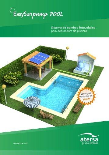 Catálogo EasySun Pump POOL - Atersa