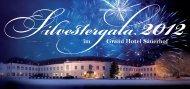 Silvester 2012 im Grand Hotel Sauerhof