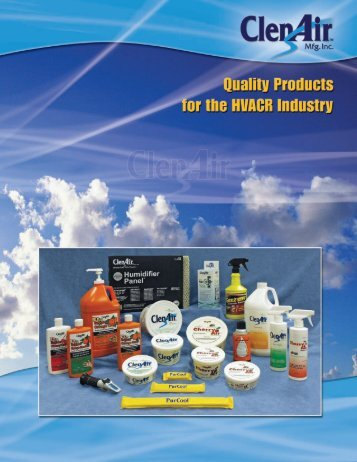 Odor Neutralizer - ClenAir.com