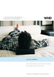 A-Line Katalog - WHD