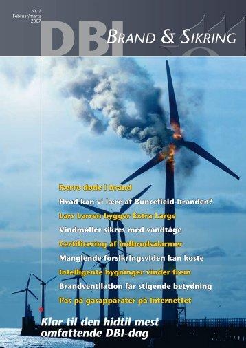 dbibrand & sikring - Dansk Brand- og sikringsteknisk Institut