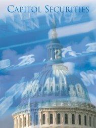 apitol ecurities - Capitol Securities Management, Inc.