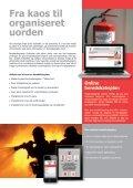 Beredskabsplan - Dansk Brand- og sikringsteknisk Institut - Page 2