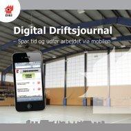 Digital Driftsjournal - Dansk Brand- og sikringsteknisk Institut