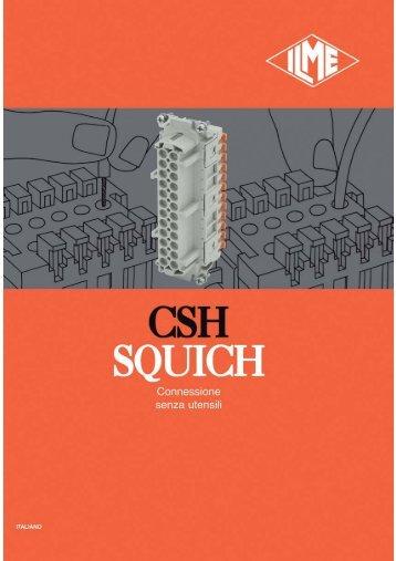 Serie CSH Connessione senza utensili SQUICH - RI.MA SRL