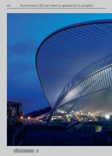 Illuminazione LED per interni e apparecchi su progetto - RI.MA SRL