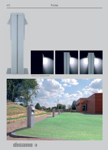 Versione con lampada CDM - RI.MA SRL