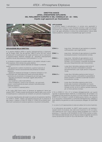 ATEX - ATmosphere EXplosive - RI.MA SRL