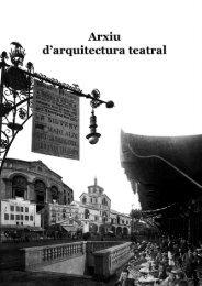 Arxiu d'arquitectura teatral