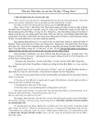 Vaên-hoùa Vieät khaùc vôùi vaên hoùa Du Muïc (Trung Hoa)