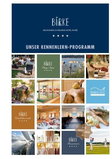 Birke Pressemappe - Hotel Birke Kiel